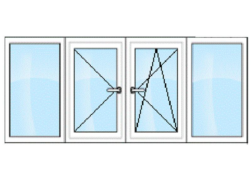 Пластиковые окна белгород - окна пвх недорого оконные систем.